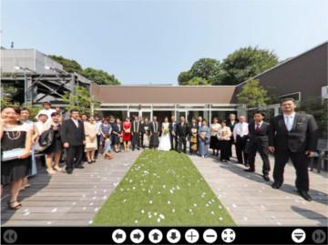 下村家 結婚式