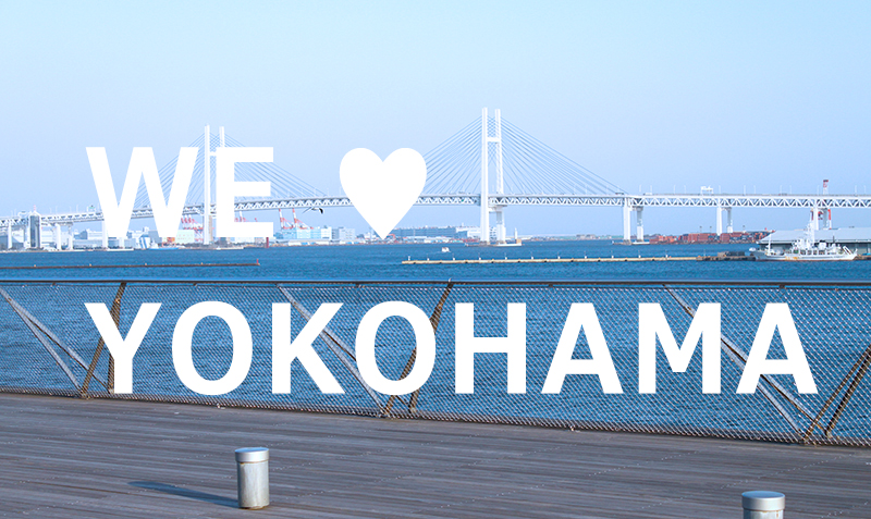 We love Yokohama