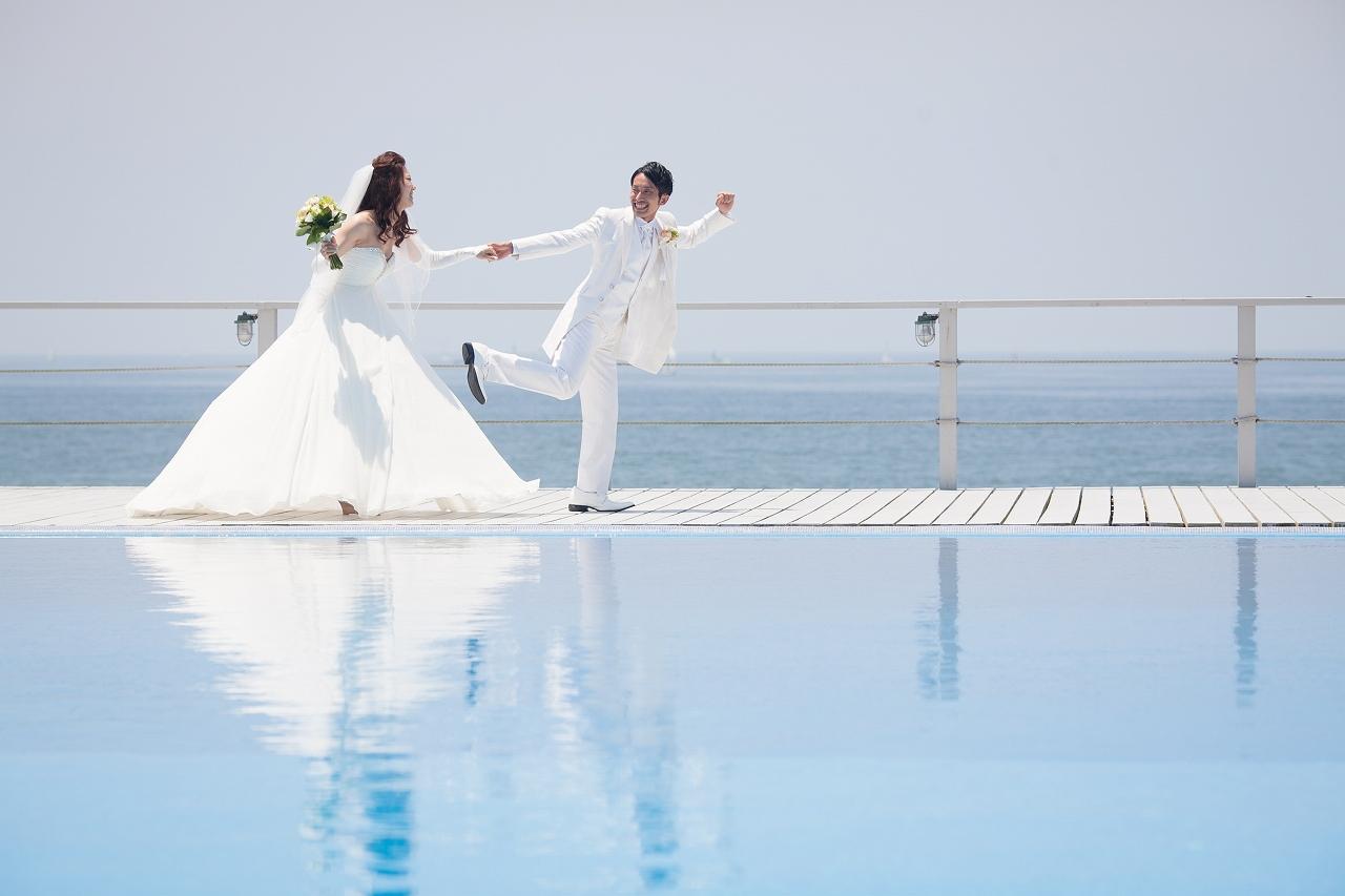庄子様ご夫妻 結婚式風景1
