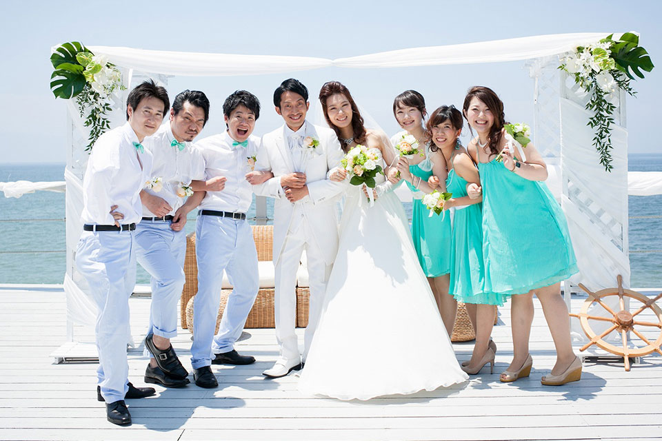 庄子様ご夫妻 結婚式風景4