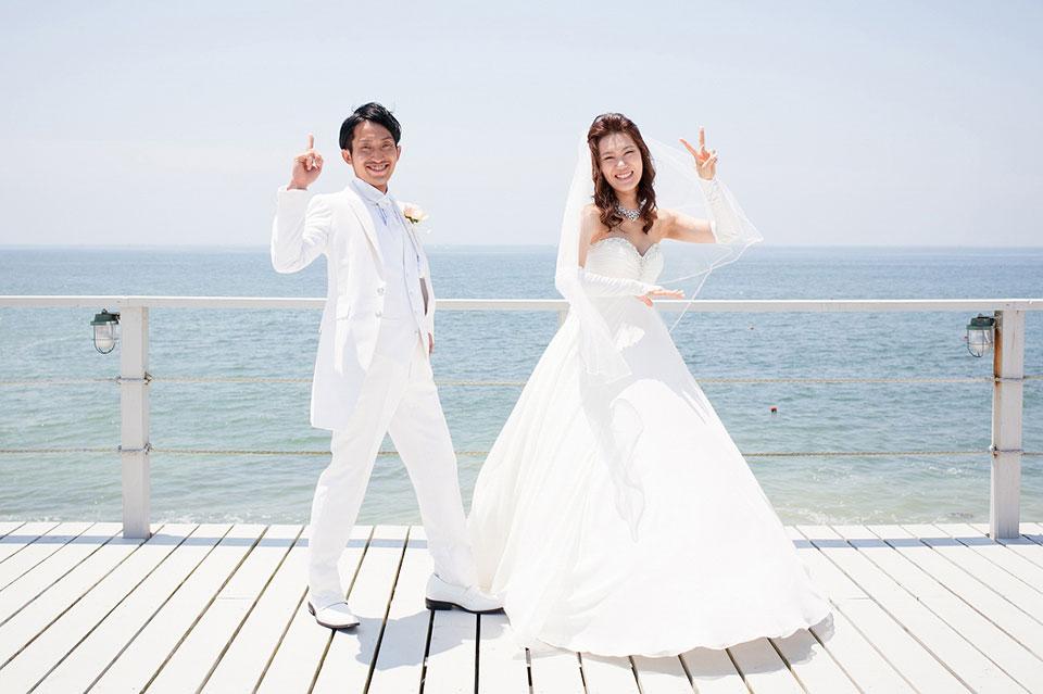 庄子様ご夫妻 結婚式風景5