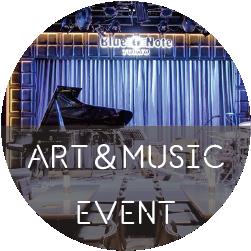 ART&MUSIC EVENT