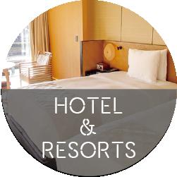 HOTEL&RESORTS