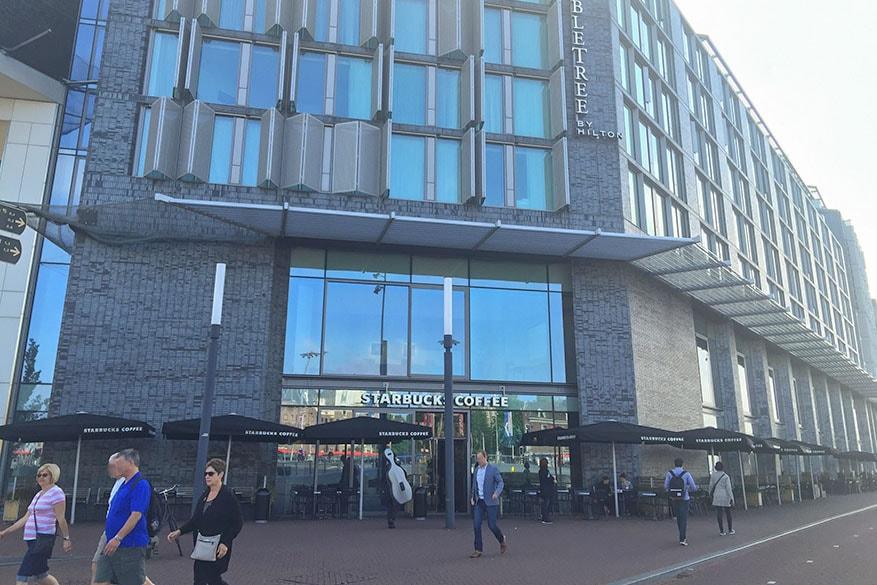 アムステルダム 街並み2